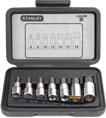 1-89-099 Hex Bit Metric Socket Set