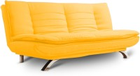 Dolphin Bean Bags Solid Wood Single Futon  Finish Color   Yellow Mechanism Type   Fold Out  available at Flipkart for Rs.18999