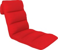 Camabeds Soffino Adjustable Recliner (Red) Fabric Single Sofa Bed (Finish Color - Red Mechanism Type - Fold Out)