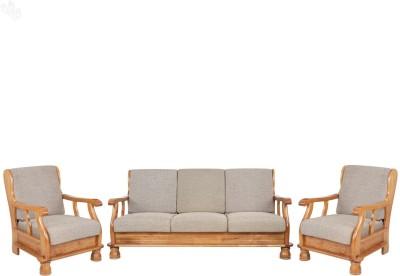 21 Off On Royal Oak Solid Wood 3 1 1 Sofa Set On