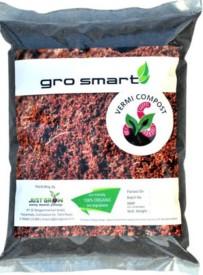 gro smart VERMICOMPOST Soil Manure