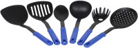 Cosmosgalaxy Kitchen Tool Serving Set Of 6 Pcs Mixing Spatula (Pack Of 6)