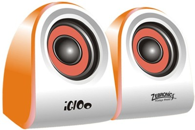 Zebronics Igloo 2.0 Multimedia Speakers