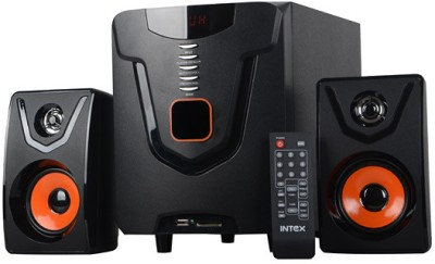 Intex IT 2580 SUF Multimedia Wired Desktop Speaker Black, 2.1 Channel available at Flipkart for Rs.2290