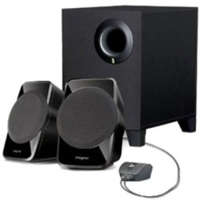 Buy Creative SBS A120 2.1 Channel Multimedia Speakers: Speaker