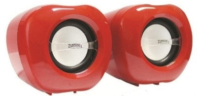 Buy Zebronics Zeb-S500 2.0 Multimedia Speakers: Speaker