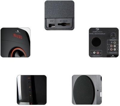 Zebronics SW4530RUCF 4.1 Multimedia Speaker System