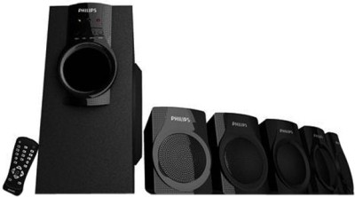 Philips IN-DSP33UR 5.1 Channel Multimedia Speakers