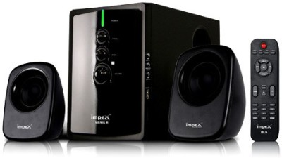 Impex Musik R 2.1 Multimedia Speaker System