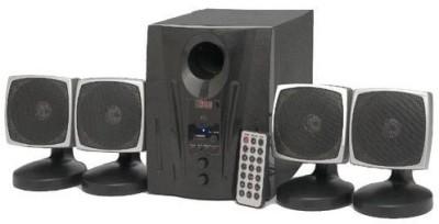 Intex IT 2650 Digi FM 4.1 Multimedia Speakers