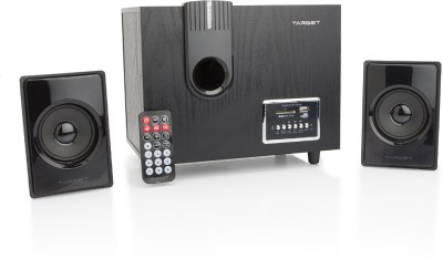 Target Ts-2850F 2.1 Computer Multimedia Speakers