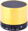 Captcha Clear Sound, Easy Connectivity With Any Mobile/Tablet/Pc/Ipad Via Both Bluetooth And AUX Wireless Home Audio Speaker (Yellow, Single Unit Channel)