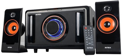 Intex IT-2590 SUF 2.1 Multimedia Speakers