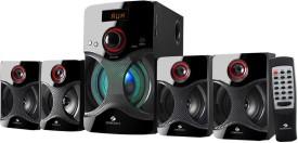 Zebronics BT4440RUCF 4.1 Multimedia Speaker System