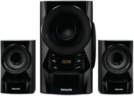 Philips-MMS6080B-Blue-Thunder-(2.1-channel)-Speaker-System