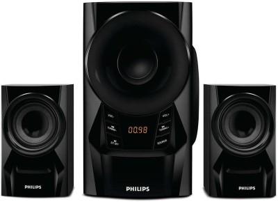 Philips MMS6080B Blue Thunder (2.1 channel) Speaker System