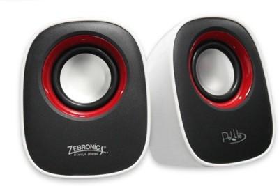 Zebronics S700 Pebble WhiteRed