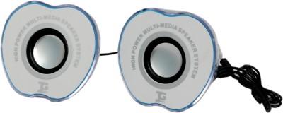 TacGears TG-SQ-BB003 Wired Laptop/Desktop Speaker