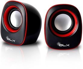 QLX SL-902 2.0 Channel USB Speakers