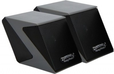 Zebronics 2.0 - Cubic Multimedia Speakers