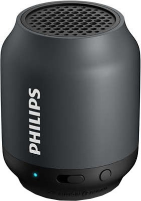 Philips Wirless Portable Speaker (Black, 1 Channel)