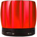 FEYE FBS-11 Portable Wireless Mobile/Tablet Speaker (Red, 2.1 Channel)