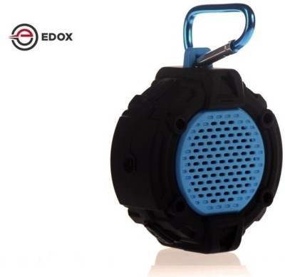 EDOX EDOX ED-WPS01 Outdoor Waterproof Bluetooth Wireless Speaker Rugged Portable Wired & Wireless Mobile/Tablet Speaker