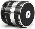 Zebronics Juke Box Wireless Mobile/Tablet Speaker (Black, 1.0 Channel)