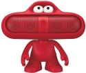 Fadedge Beatz Pill With Dude Character Wireless Mobile/Tablet Speaker (Red, 1 Channel)