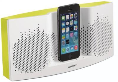 Bose SoundDock XT Mobile/Tablet Speaker (Yellow, 2 Channel)