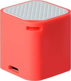 In Base Smart Box- Red for Sony Xperia C4 Wireless Mobile/Tablet Speaker
