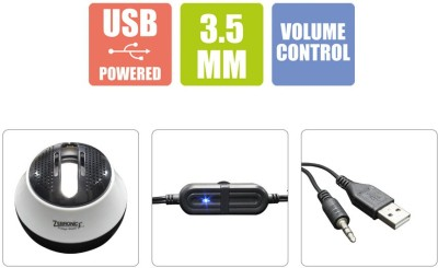 Zebronics Drum 2.0 portable speakers