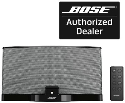 Bose SoundDock Series III Digital Mobile/Tablet Speaker (Black, 1 Channel)