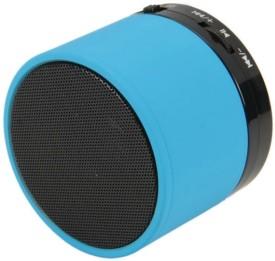 KONARRK SoundTube Portable Bluetooth Mobile/Tablet Speaker (Light Blue, 3 Channel)
