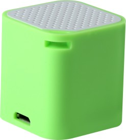 In Base Smart Box- Green for Micromax Canvas Amaze(Q395) Wireless Mobile/Tablet Speaker