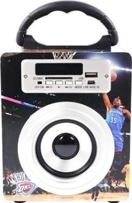 Accore Kbq-07 Wireless Mobile/Tablet Speaker at flipkart