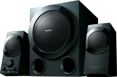 Sony SRS - D9 2.1 Multimedia Speakers