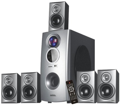 Buy Zebronics ZEB-SWT9200RUCF 5.1 Channel Multimedia Speakers: Speaker