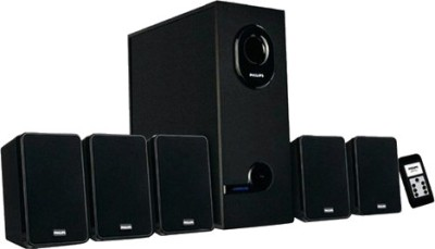 Flat 61% Off on Philips DSP 2600 5.1 Multimedia Speakers at Rs 2699