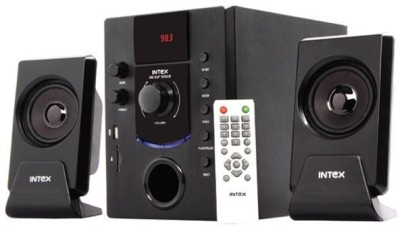 Intex IT  285 Suf Home Audio Speaker Black, 10.2 Channel available at Flipkart for Rs.1950