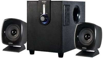 Intex IT-1666 2.1 Channel Multimedia Speakers