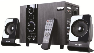 Intex IT 222 Suf Multimedia Speakers Black, 10.16 Channel available at Flipkart for Rs.1999