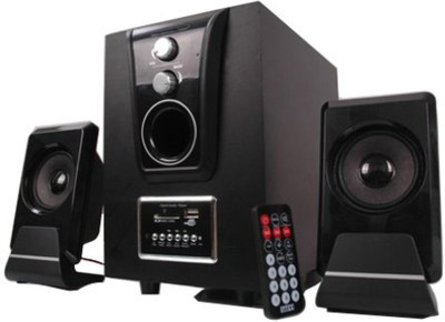 Intex IT 2425d Suf Multimedia Speakers Black, 2.1 Channel available at Flipkart for Rs.2650