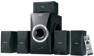 Intex IT 5850 Suf Multimedia Speakers Black, 13.34 Channel available at Flipkart for Rs.5320