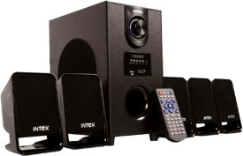 Intex IT-500 SUF 2.1 Channel Multimedia Speakers