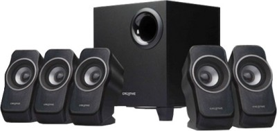 Buy Creative SBS A520 5.1 Channel Multimedia Speakers (Requires RCA Composite Input): Speaker