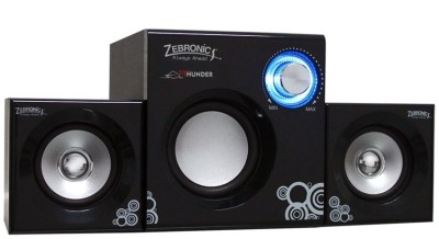 Buy Zebronics Thunder SW2250 Multimedia Speakers: Speaker