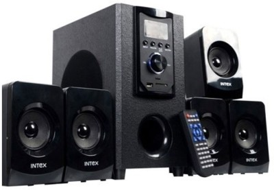 Intex Vogue IT 400 Suf Home Audio Speaker Black, 10.2 Channel available at Flipkart for Rs.2999