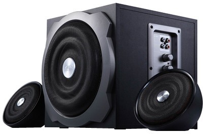 Buy F&D A510 2.1 Channel Multimedia Speakers: Speaker