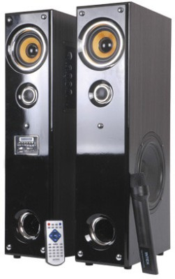 Intex IT 11500 Suf Multimedia Speakers Black, 10.1 Channel available at Flipkart for Rs.7500